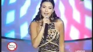 Gambar cover - El Queen Cyrine Abdel Nour On Rotana Tv - a Music video.mp4