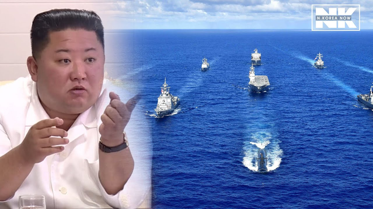 NK slams S. Korea for joint military exercises, while Moon proposes end to Korean War