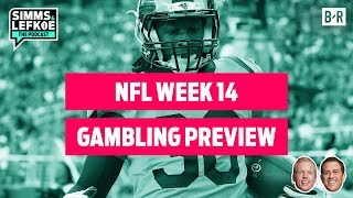 Can Bears Upset Rams On Sunday Night Football? | NFL Week 14 Gambling Preview