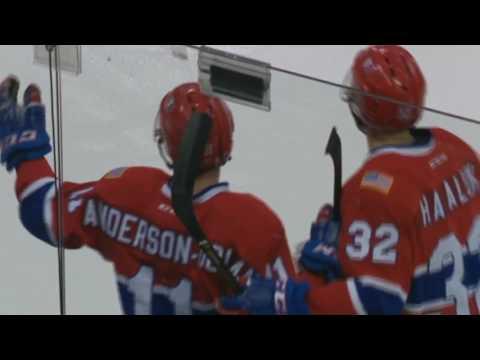 JARET ANDERSON-DOLAN - 2017 NHL Draft Prospect Profile