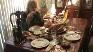 Праздничный стол ко Дню Благодарения.mpg
