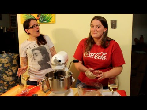 Chansie Cooking: Cake Balls Part 1.2 + Outtakes