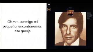 Leonard Cohen - Stories Of The Streets (Subtitulado)