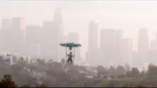 Autonomous Drone Taxis Take Off in LA