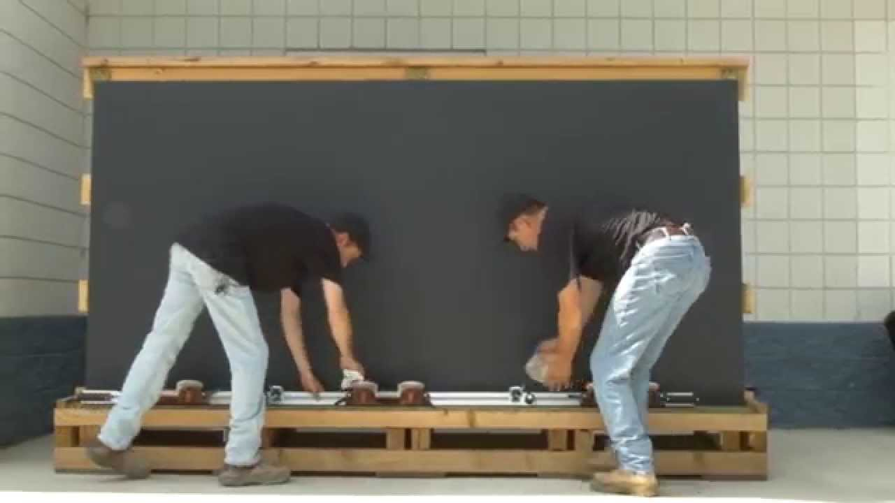 Thin porcelain slabs handling and moving youtube thin porcelain slabs handling and moving dailygadgetfo Gallery