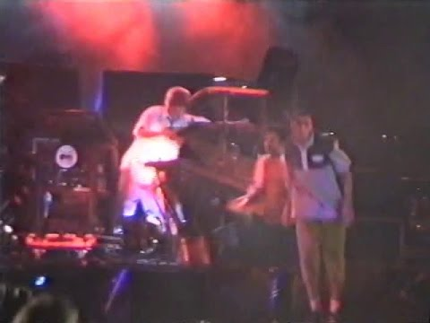 The Prodigy - live @ september 27 1997 - Russia, Moscow, Manege Square