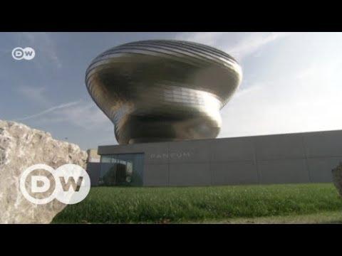 Die Wunderkammer des Brotes - das Paneum | DW Deutsch