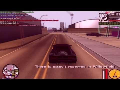 GTA San Andreas อันเดอร์โคเวอร์โปลิส | SAMP RP