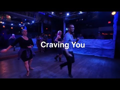 Craving You - Line Dance Demo | Thomas Rhett (feat. Maren Morris) | Carlton Thompson Choreography