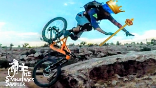 KING OF CRASH, SULTAN OF SKETCH - Best Mountain bike fails of 2016 | The Singletrack Sampler