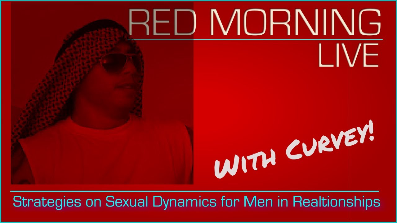 Red Morning, Live! You're going to die alone, and that's OK