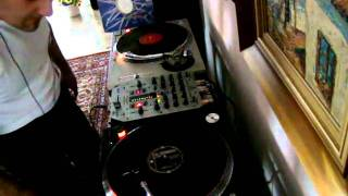 TH EXPRESS-ATC-KUTTIN EDGE FEAT. DALE JOYNER MIX VINYL