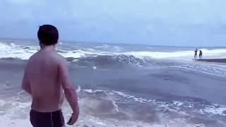 Fenômeno da natureza em Praia Bela-PB
