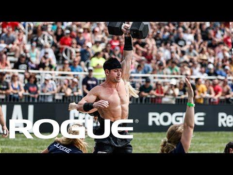 2019 Rogue Invitational   Team Snatch & Press - Full Live Stream
