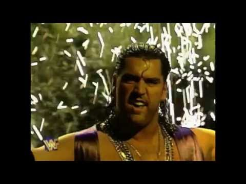 WWFWWE Fake Razor Ramon 1st Theme With Custom Titantron