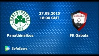 Download Panathinaikos 2-2 Qəbələ |  ΠΑΝΑΘΗΝΑΙΚΟΣ ΓΑΒΑΛΑ 2-2 Mp3 and Videos