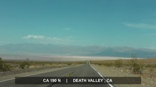 Street View | CA 190 - Death Valley #2