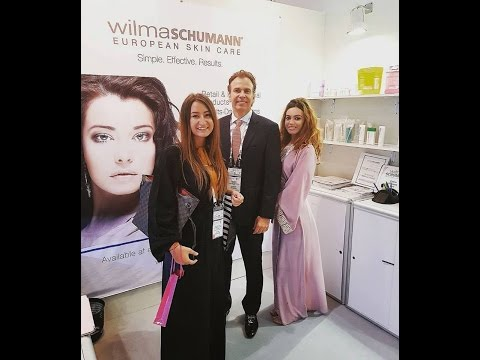 Beauty World Middle East Exhibition 2017 .