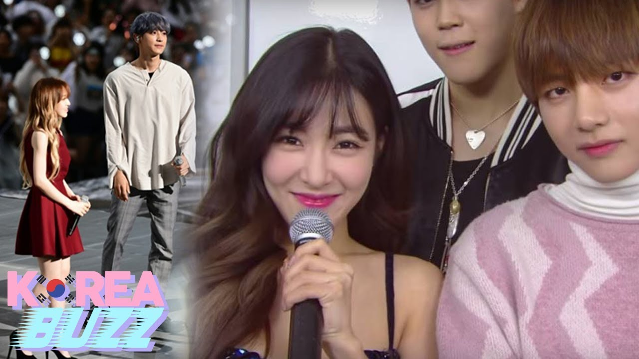 KPOP Idols Adorable Height Differences
