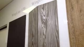 Двери гармошка для шкафа Wing line(, 2016-02-05T15:56:29.000Z)