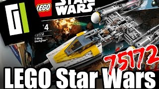 LEGO Star Wars - #75172 Y-Wing Starfighter - Review |Gameinside