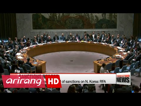 Angola submits report to UN of sanctions on N. Korea: RFA