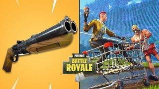 Double Shotgun! Steady Storm LTM! Xbox! OPG Clan! Fortnite!