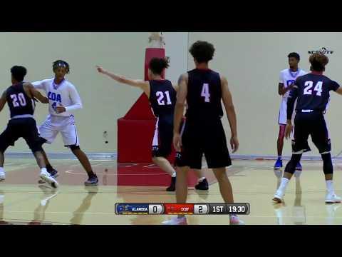 Alameda vs City College of San Francisco Men's Basketball LIVE 11/2/18