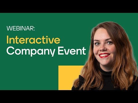 5 ideas for creating an awesome corporate event | Recorded Webinar from Mentimeter