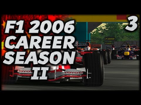 F1 2006 Career Mode S2 Part 3: ENGINE BLOWOUT