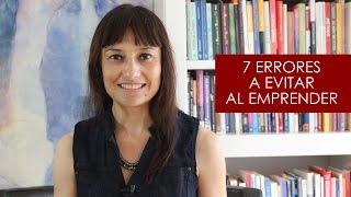 7 errores a evitar al emprender