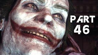 Batman Arkham Knight Walkthrough Gameplay Part 46 - The Surrender (PS4)
