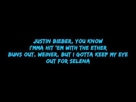 Justin Bieber Feat. Nicki Minaj - Beauty And A Beat (Reidiculous Remix) [Lyrics Video] HD HQ