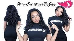 🔥 REVIEW! Brazilian Body Wave 14 16 18 (7A) HairCreationsbyJay.com