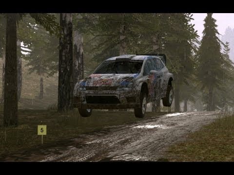 WRC: FIA World Rally Championship 4 [Crash Compilation]