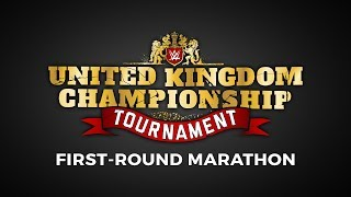 U.K. Tournament First-Round Marathon: June 22, 2018