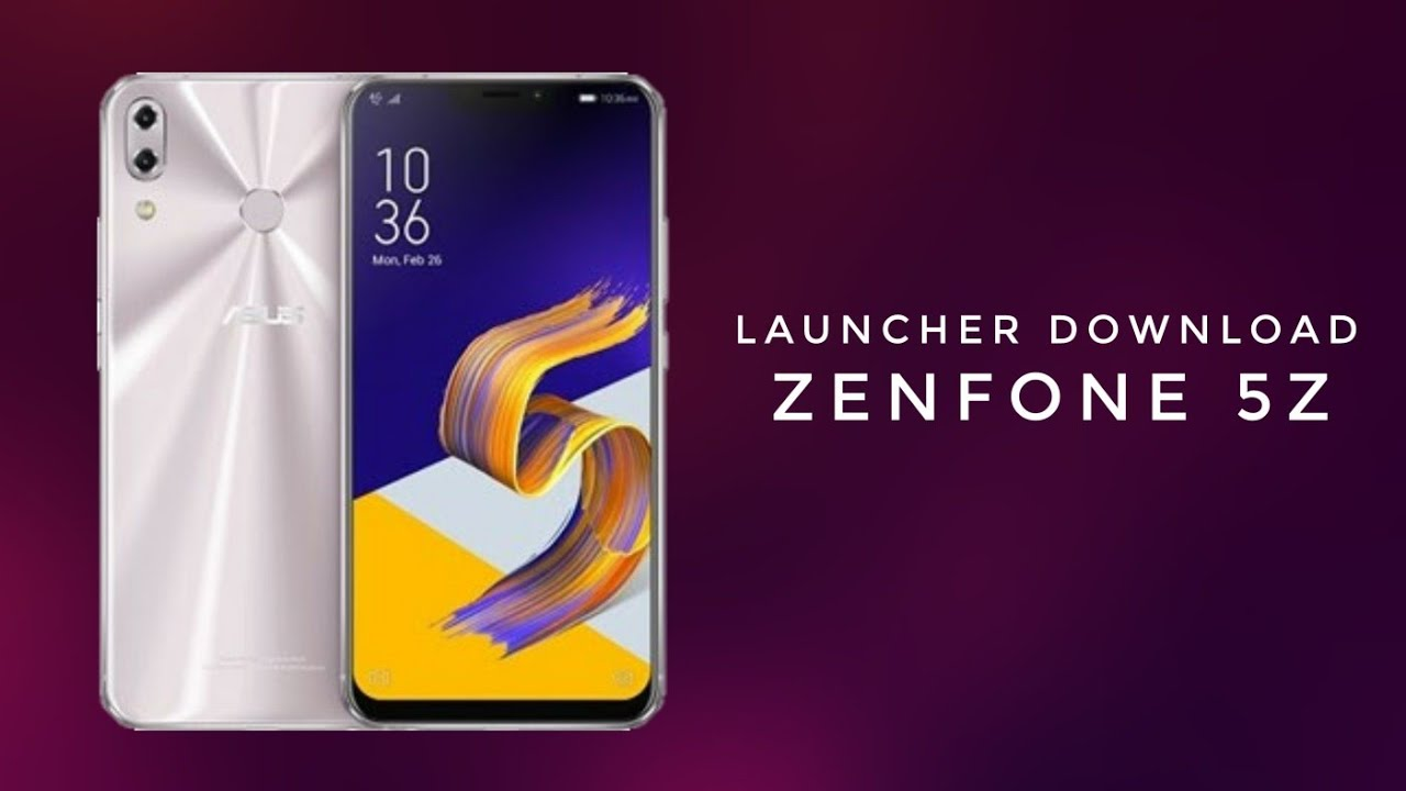 A Incrível Launcher do Zenfone 5z 2018! Download for All Androids