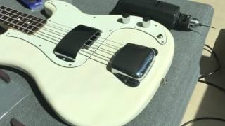 Easy Bass Mods Part 1 - Pickup - Bridge Covers & Thumbrest - Fender Precision Bass