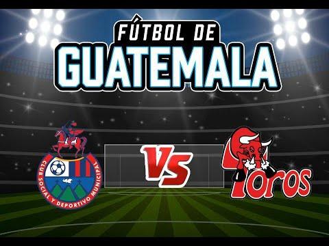 Resumen final partido: Municipal 3-0 Malacateco