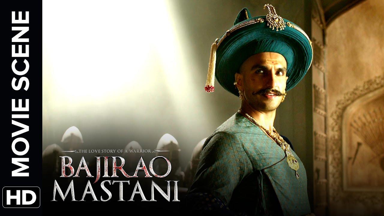 Ranveer Wants To Conquer Delhi | Bajirao Mastani | Movie Scene
