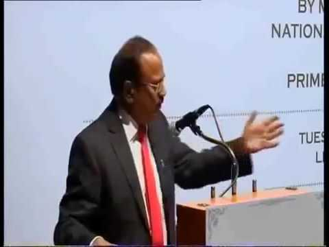 Lecture by Mr  Ajit Doval   'State Security , Statecraft and conflict of values'