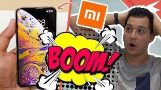 Xiaomi HUMILLA al Iphone XS en su último anuncio!!