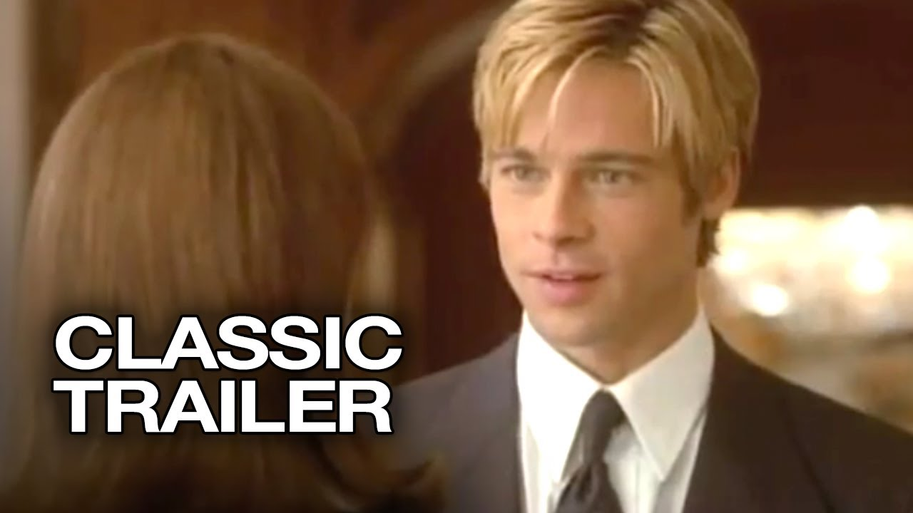 Meet Joe Black Official Trailer #1 - Brad Pitt, Anthony Hopkins Movie (1998) HD