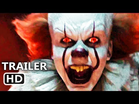 ІT Official Trailer # 3 (2017) Clown, Hоrror Movie HD
