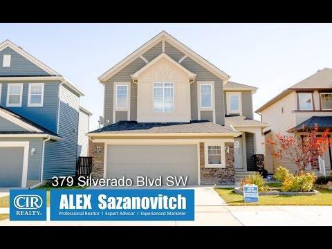 379 Silverado Boulevard SW, Calgary AB, By Alex Sazanovitch