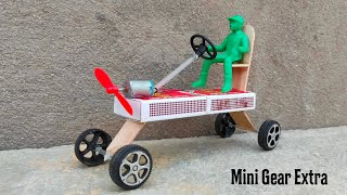 How To Make Matchbox Car Toy Car Made At Home Mini Car 🚕