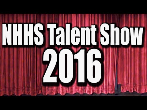 North Haven High School Talent Show 2016