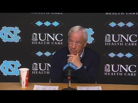 UNC Men's Basketball: Roy Williams pre-ACC Tournament Press Conference