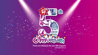 Aeon Big 5th Anniversary 2017