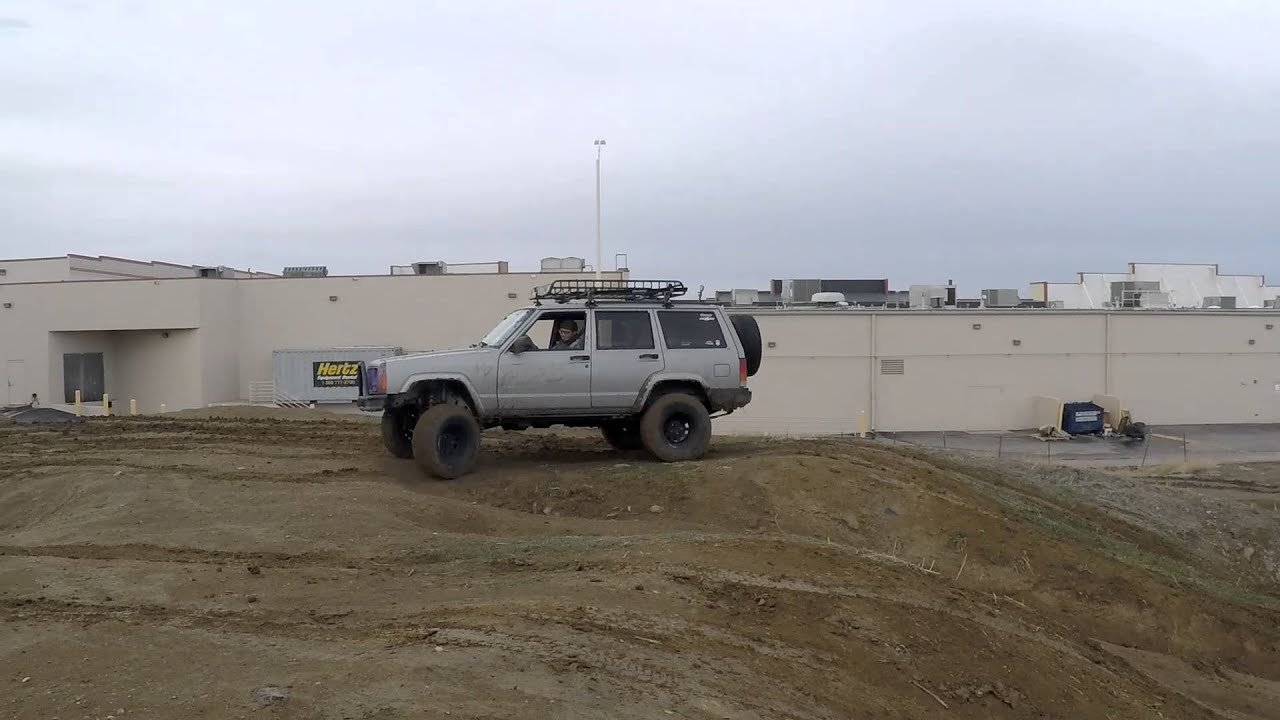 1996 Jeep Cherokee XJ Prerunner/Jeepspeed project   Subaru